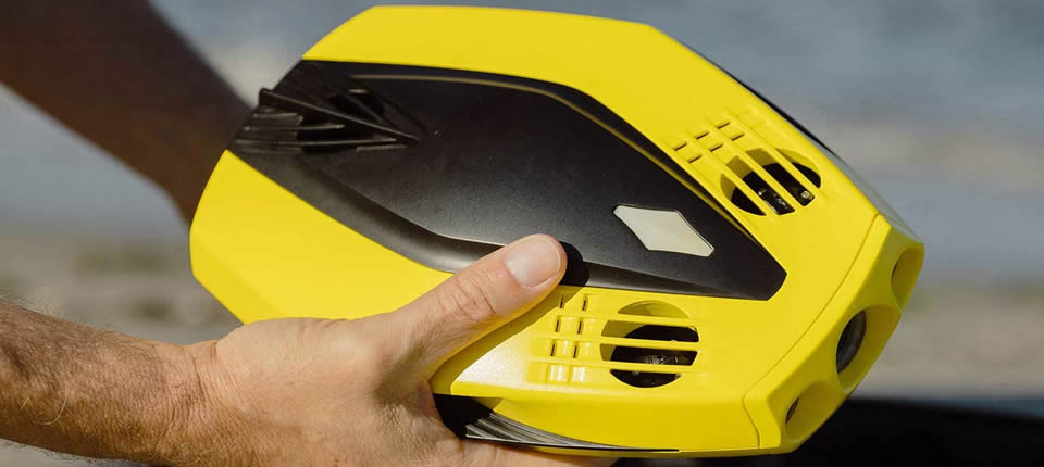 CHASING Dory Palm Sized APP Control Underwater Drone - CHASING Dory Palm-Sized APP Control Underwater Drone