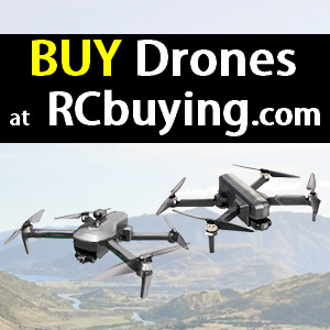 buy drones at rcbuying com - GOFLY-RC Falcon CP90 95mm Mini FPV Racing RC Drone