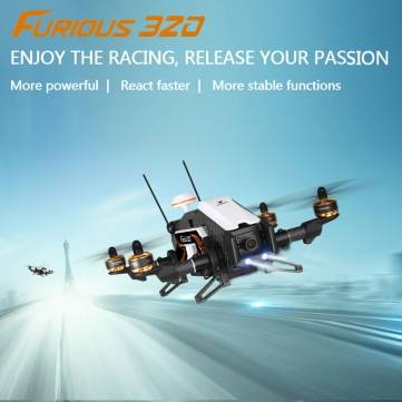 Walkera Furious 320 FPV Racer with DEVO7/DEVO10