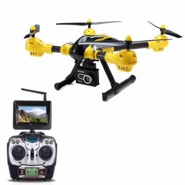 Kai Deng K70F Wide Angle Gimbal 3D Rolling RC Quadcopter