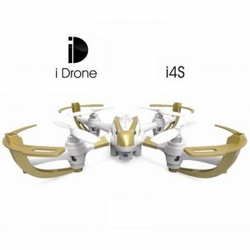 Yizhan i4S With 2MP Camera 3D Rolling RC Quadcopter