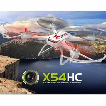Syma X54HC With 2MP HD Camera RC Quadcopter
