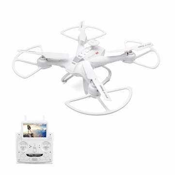 XINLIN X163 Quadcopter with 2MP Camera 5 Inch Monitor