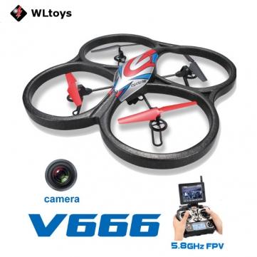 WLtoys V666 FPV 6 Axis Drone