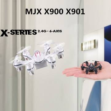 MJX X900 First Nano Drone