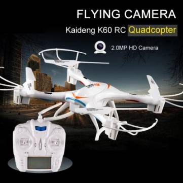 KAI DENG K60 X-Fighter Headless Drone