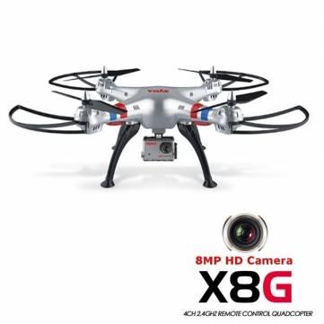 Syma X8G Drone With New Camera