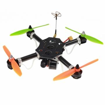 JUMPER 260 Brushless Gimbal Drone