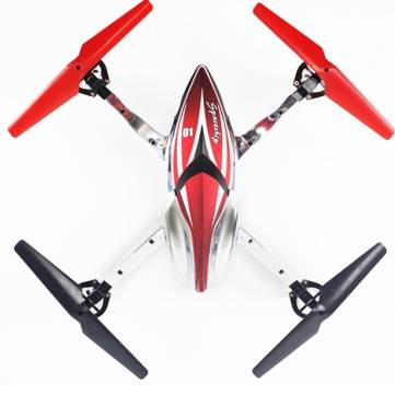 Wltoys Q212g FPV Air Pressure Set High Hovering RC Drone