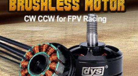 DYS SE2205 2300KV 3-5S Brushless Motor