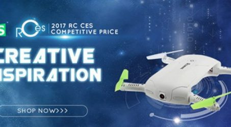 2017CES Trending In RC Hobbies: To Get Competitive Price At Banggood