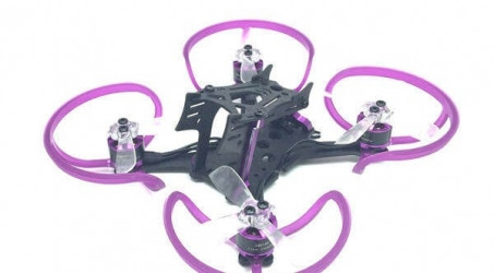 3B-R 100 100mm Wheelbase FPV Racing Frame Combo