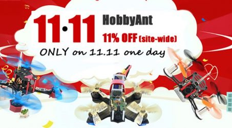HobbyAnt New Deals On 11.11,11% Off Site-Wide