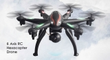 15 Minutes Long Flight GPS 6 Axis RC Hexacopter Drone