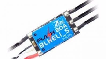 ZTW Flash Series BLHELI_S 20A OPTO 2-4LiPo Super ESC