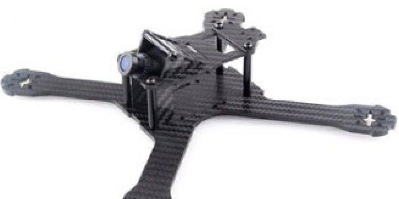 Realacc X210 210mm 3mm/4mm Carbon Fiber FPV Racing Frame