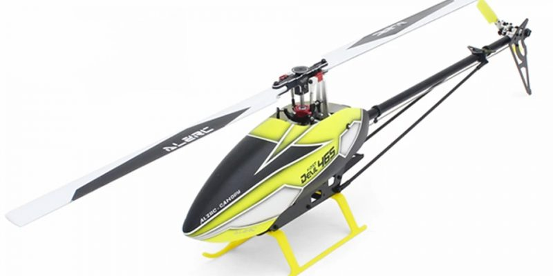 ALZRC Devil 465 RC Helicopter