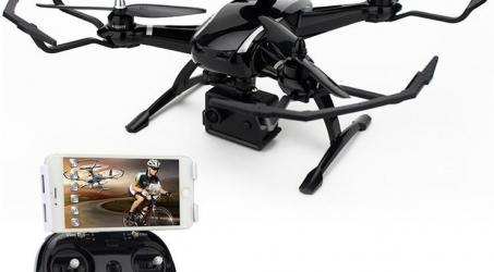 AOSENMA CG035 Double GPS Optical Positioning WIFI FPV Quadcopter