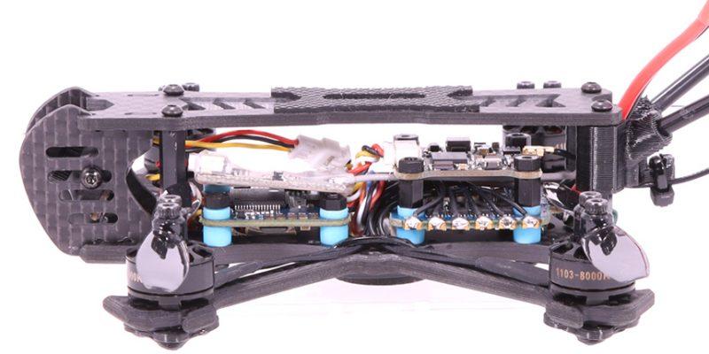 AlfaRC Fi-115 FPV Racing Drone