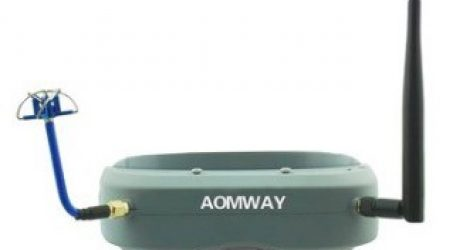 Aomway Commander Goggles V1 2D 3D FPV Video Headset