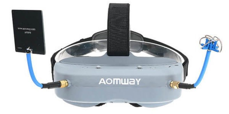 Aomway Commander V1 3D FPV Goggles Video Headset