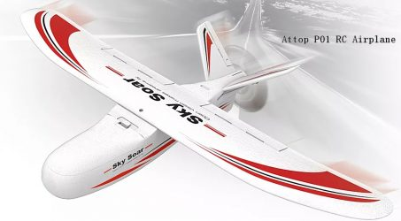 Attop P01 400mm Wingspan 2.4GHz RC Airplane