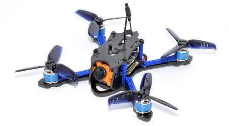Aurora RC Mini Fight 110mm Micro FPV Racing Drone