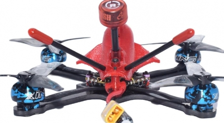 AuroraRC PachRay3 FPV Racing Drone