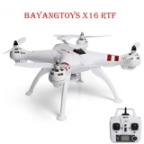 BAYANGTOYS X16 2.0MP Camera RC Quadcopter