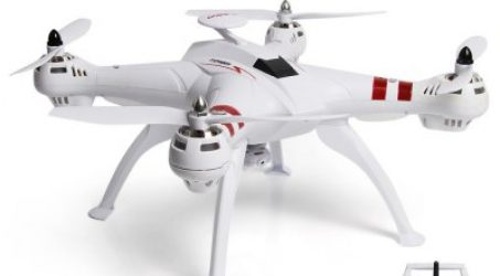 BAYANGTOYS X16 2.0MP Camera RC Quadcopter