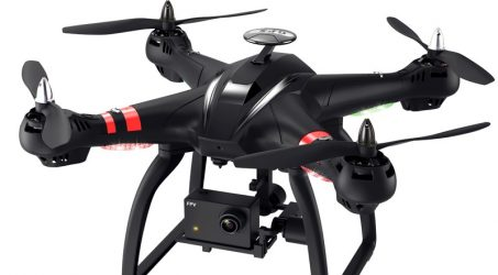 BAYANGTOYS X21 Brushless Double GPS Quadcopter RTF