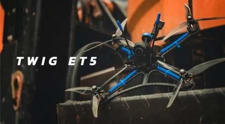 BETAFPV TWIG ET5 4S RC Drone