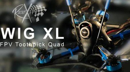 BETAFPV TWIG XL 3Inch 2-4S Racing Drone