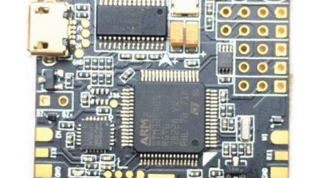 Betaflight F4 Flight Controller Built-in OSD BEC PDB