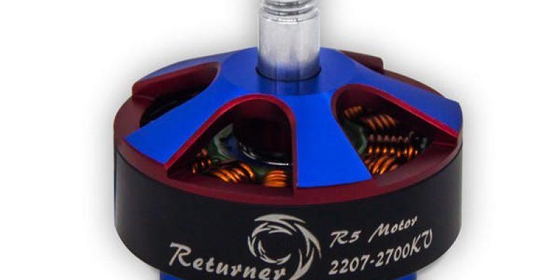Brotherhobby Returner R5 2207 4-5S Brushless Motor