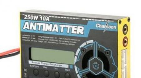 Charsoon Antimatter 250W 10A Balance Charger Discharger