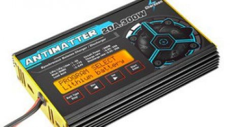 Charsoon Antimatter 300W 20A Balance Charger