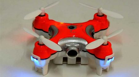Cheerson CX-10C Mini RC Drone With Camera