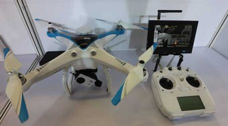 Cheerson CX-22 GPS Drone with Gopro camera