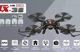 Cheerson CX-32S 5.8G FPV Drone With 2.0MP HD Camera