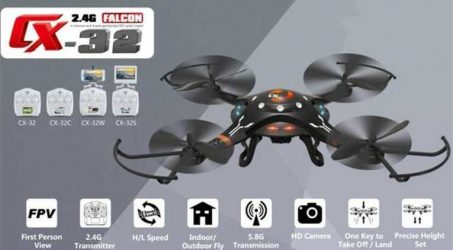 Cheerson CX-32S 5.8G FPV Drone With 2.0MP HD Camera