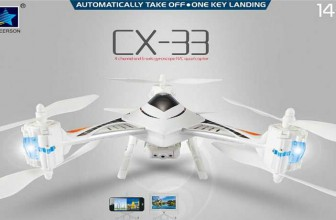Cheerson CX-33 RC Quadcopter