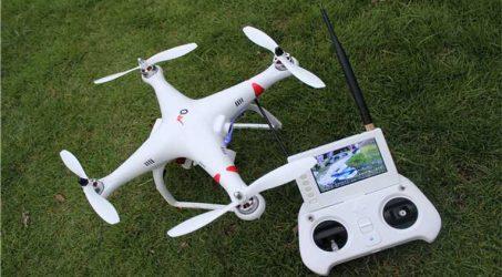 Chitwan QW350-02 720P Camera FPV Video Transmitter Drone