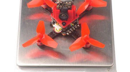Cute66 5.8G 66mm Wheelbase Teeny F4 FPV Racing Drone