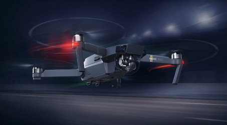 Banggood 11th Anniversary 30% OFF To Buy DJI Mavic Pro