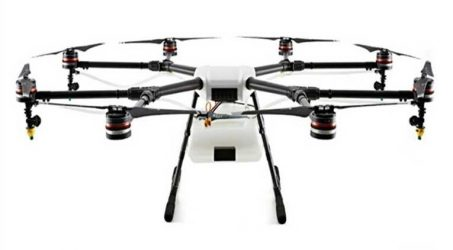 DJI MG-1 Agriculture Plant Protection RC Octucopter