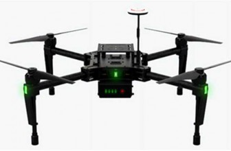 DJI Matrix 100 Dual Battery Drone