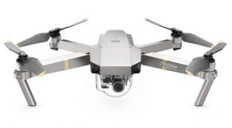 DJI Mavic Pro Platinum 4K Camera FPV Drone