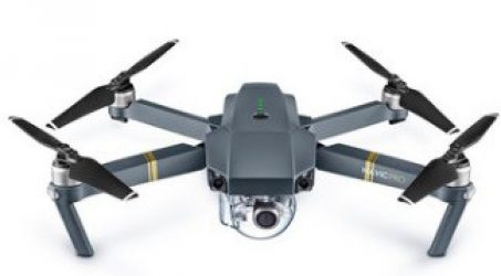 DJI Mavic Pro OcuSync Transmission FPV Qudcopter With 3Axis Gimbal 4K Camera
