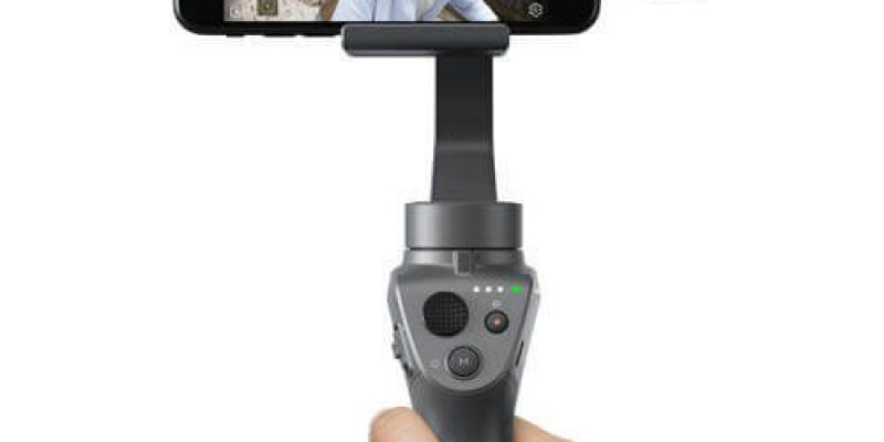 DJI OSMO Mobile 2 Handheld Gimbal For Smartphone